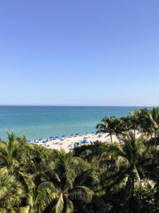 The weather was perfect for this year's South Beach Wine & Food Festival, and the views were breathtaking.