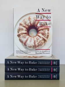 "Don't forget to pre-order your copy of my newest book, ""A New Way to Bake: Classic Recipes Updated with Better-for-You Ingredients from the Modern Pantry"" - it comes out March 28th."