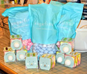 Our candy came from Sugarfina this year, where they have lots of delicious gourmet treats for children and adults. https://www.sugarfina.com