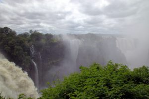 The Falls are known as one of the Seven Natural Wonders of the World. They join the Great Barrier Reef, the Grand Canyon, the Aurora Borealis, the Paricutin volcano, the Harbor of Rio de Janeiro and Mount Everest.