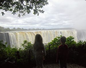 """Jude and Truman both had cameras for this trip - they enjoyed capturing their own """"special moments""""."""