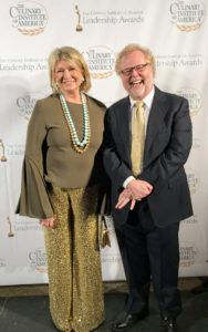 """Nathan Myrhvold presented the Augie Award™ to me. Nathan is the former Chief Technology Officer at Microsoft, and co-founder of Intellectual Ventures, and the principal author of the book series, """"Modernist Cuisine."""" He has also been featured on my television and radio shows."""