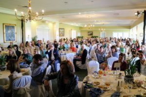 More than 100-guests attended the Lecture Series - it was so nice to see such an enthusiastic crowd.