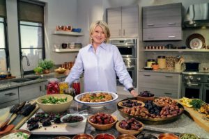 "Please watch my new season of ""Martha Stewart's Cooking School"" on PBS - it premieres this weekend! Check local listings for times in your area."