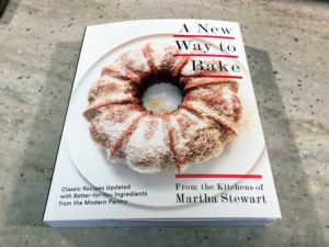 "The next recipe is from my newest publication - ""A New Way to Bake: Classic Recipes Updated with Better-For-You ingredients from the Modern Pantry."" I hope you got your copy - if not, go to the following link. goo.gl/pD0afB"