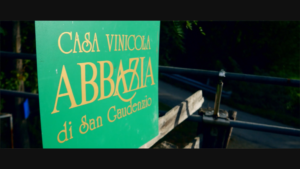 The Santeros' Abbazia Vineyard is where our wine Abbazia Rosé Dolce is made.