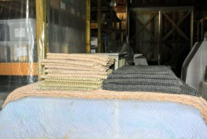 The older tan mats will be used for my home in East Hampton. I know they will give me many more years of great use.