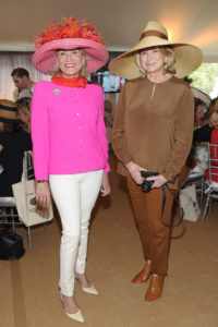 Here I am with my longtime publicist and dear friend, Susan Magrino. (Photo courtesy of BFA.com)