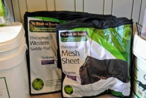 These are Therapeutic Warmth Therapy Mesh Horse Sheets - breathable mesh material with light fabric. These are designed to reflect the horse's own body warmth, and create a soothing, infrared thermal heat, which can help alleviate pain associated with inflamed or sore muscles and joints.
