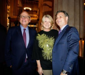 Here I am joined by President and CEO of Vector Group Ltd., Howard Lorber, and publisher and entrepreneur, Jason Binn.