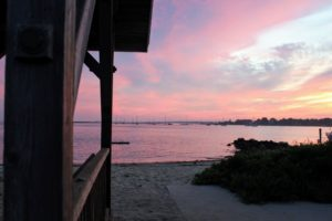 Here is another pretty photo off duBois Beach.