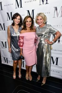 Here are Allyn, WNYW news anchor, Rosanna Scotto, and Susan (Photo by Patrick McMullan/PMC)