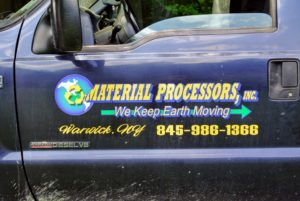 For years, I've used a team from Material Processors, located in Warwick, New York.