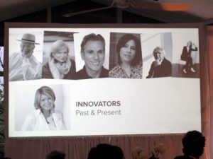 This Innovators award put me in great company - past Innovator Award recipients include Richard Meier, Madeline Weinrib, Vicente Wolf, Stephanie Odegard, and Deborah Berke.