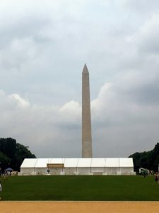 Here is the majestic Washington Monument.