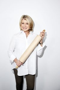 During photo shoots, photographers take hundreds of photos. This is another photo from the story - here I am with a large rolling pin. (Photo by Jennifer Livingston)