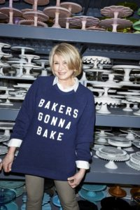 Remember this sweatshirt? It's the official Bakers Gonna Bake Sweatshirt - Snoop Dogg and I wore these fun sweatshirts in our Super Bowl 2017 T-Mobile commercial. These sweatshirts are from Miss Jones Baking Co. (Photo by Jennifer Livingston) https://www.missjones.co