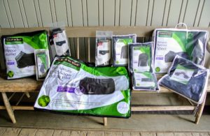 Recently, Sarah received several supplies from Back on Track, a company that manufactures joint and muscle protection products for dogs, equines, and people. We always try new products to see which ones work best for my animals. https://backontrackproducts.com/cart.html