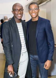 Here are Martin Tettey, and Igee Okafor. (Photo by Sam Deitch for BFA.com)