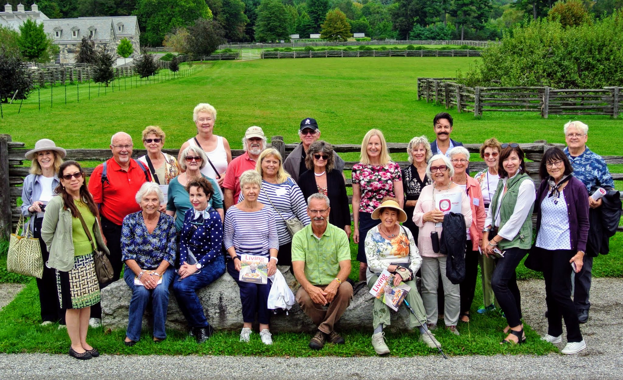 The Martha Stewart Blog Blog Archive A Garden Tour For The