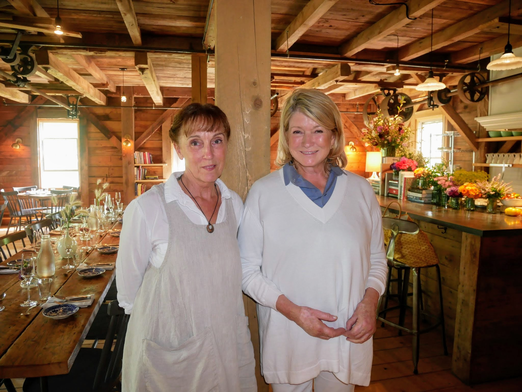 A Visit To The Lost Kitchen In Freedom Maine The Martha Stewart Blog