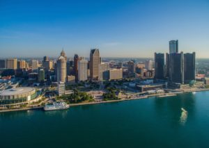 Founded in 1701, Detroit is the most populous city in Michigan, and the largest city on the United States–Canada border.