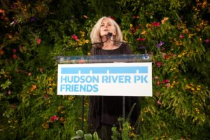 Connie Fishman is the Executive Director of Hudson River Park Friends. (Photo by 8SP_Simon Luethi)