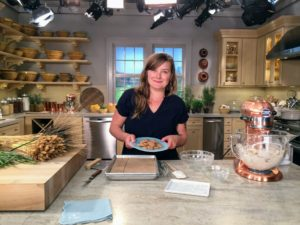 Blair Marvin, co-owner of Elmore Mountain Bread in Elmore, Vermont, joins me on the coffee shop favorites show. She will show us her tip for making whole-wheat shortbread. http://www.elmoremountainbread.com/about/