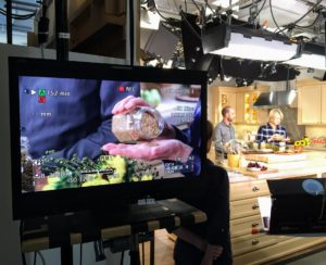 """On this episode of """"Martha Bakes"""", Gunther Fishgold of Tierra Farms in Valatie, New York, talks about seeds and how to use them in a wide variety of baked goods. I'll highlight the virtue of seeds in three great recipes - seeded whole-wheat English muffins, a heavenly seeded Saratoga torte, and light and crispy whole-grain seeded wafer crackers. http://www.tierrafarm.com"""