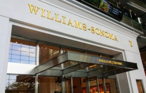 After a busy day at the office, I headed to midtown Manhattan for a two-hour book signing at Williams Sonoma Columbus Circle.