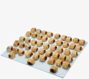 Everyone loves pigs in a blanket - they're perfect for any party, big or small.