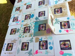 Visitors to our Martha Stewart Experience Pavillion also enjoyed making stenciled wooden picture frames using Martha Stewart Crafts supplies. http://www.michaels.com/crafts-and-hobbies/martha-stewart-crafts/938473843