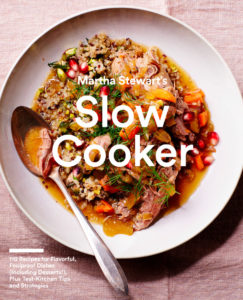 """Slow Cooker"" has 110-recipes, tips and strategies for making delicious dishes and desserts. Do you have a copy?"