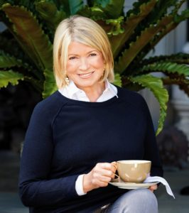 Follow me on my social channels - Twitter @MarthaStewart, Instagram @MarthaStewart48 and right here on my blog, http://www.themarthablog.com, for details on all my upcoming QVC appearances.