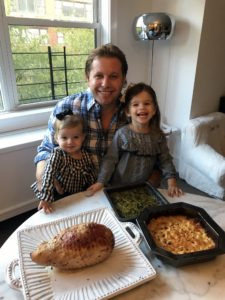 Our SVP managing director of corporate development, Dan Castle, shared this photo of his daughters taken on Thanksgiving Day - baby Remi and big sister, Camryn. They're growing fast!
