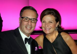 Here are entrepreneurs and fragrance experts, Harry and Laura Slatkin.