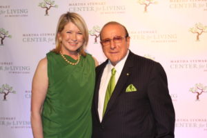 And in 2011, we honored record producer and music industry executive, Clive Davis, with our Living Award - he's a wonderful example of healthy, active living.