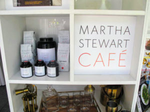 Plus coffees and teas from the Martha Stewart Cafe. Be sure to check out my cafe's web site for wonderful gift ideas. http://www.marthastewartcafe.com