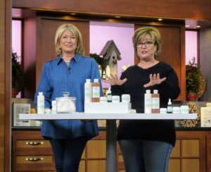 I also shared more of my Beauty Collection - my 50s and beyond skin care kit I developed with Mario Badescu.