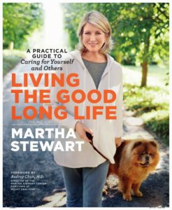 "My book, ""Living The Good Long Life - a Practical Guide to Caring for Yourself and Others"" was written as an extension of my commitment to the ideals of aging gracefully. It is a handbook for living the healthiest life after 40—with expertise from doctors and specialists on eating, exercise, wellness, home, and organizing, as well as caring for others. It's a wonderful addition to any library. goo.gl/3DYMMS"