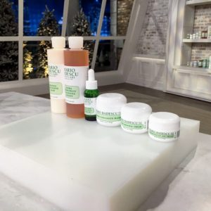 In the last show, I also showed these additional items - some of which are my personal favorites - cleansers, serums, moisturizers and masks. Be sure to go to QVC to check out all my kits and my individual items before they run out. goo.gl/CjUK2B