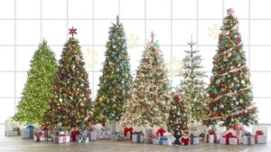 Here are all our beautiful holiday trees available exclusively at The Home Depot. These trees range in sizes and come pre-lit and ready to decorate. goo.gl/1ZdTGR