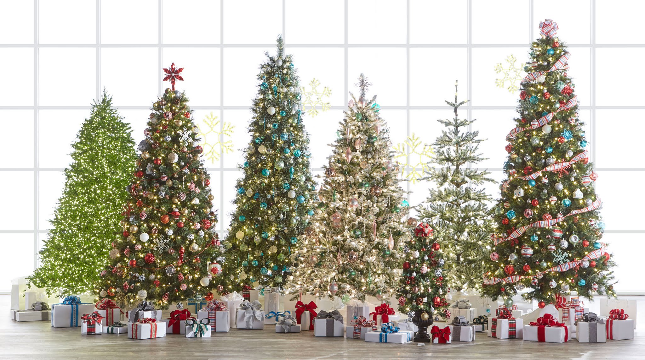 Martha Stewart Christmas Trees 2020 The Martha Stewart Blog : Blog Archive : My Holiday Collection at