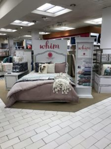 My Whim Collection exclusively at Macy's has wonderful and fun bedding options and colors. http://www1.macys.com/shop/bed-bath/martha-stewart-whim-collection?id=69658