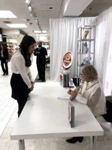 Book signing events are a wonderful way to meet the people who love my products and my publications. I always get very helpful feedback from customers.