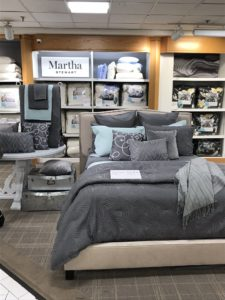I love this cotton linen charcoal comforter set - it has such a versatile tone that works for any room.
