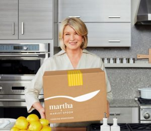 Each Martha & Marley Spoon meal kit you order through QVC is delivered right to your door with everything you need to prepare a delicious meal for two or four – designed with simple, quick everyday cooking in mind. https://marleyspoon.com/martha-stewart