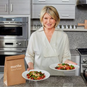 As in all our Martha & Marley Spoon meal kits, all the ingredients come pre-portioned in a brown paper bag, so there is no confusion about what goes with what - everything is organized for you.