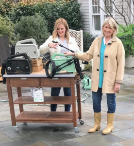 I hope you all bought one of these great pressure washers, but if you didn't, don't forget to visit QVC's web site where you can see this and all my other wonderful and useful products. See you soon on QVC!