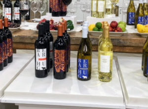 For QVC, I am selling a 2015 Bear Hug Winemaker Select Chardonnay, a 2016 Spencer Family Sauvignon Blanc, a 2015 Bear Hug Winemaker Select Cabernet Sauvignon, and a 2016 Monarch Glen Merlot.